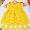 Móc váy cho bé kiểu 5