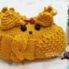 Cách đan túi chuột hamster