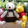 Cách móc gấu Pooh